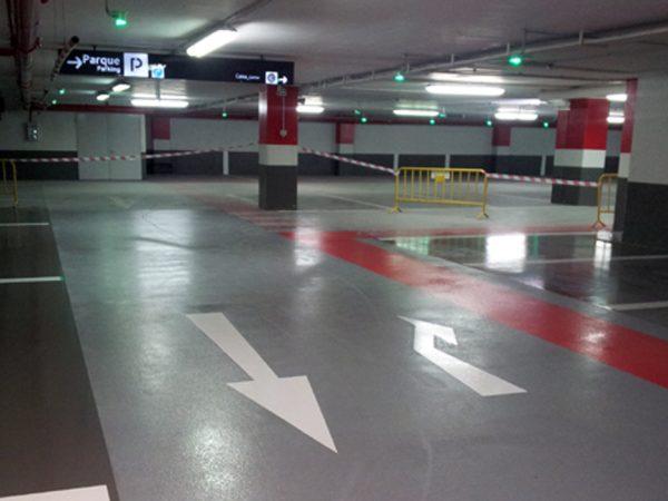 Parque de Estacionamento Aeroporto de Lisboa